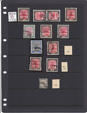 Sudan Africa British Colony Collection Traveling Post Offices White Nile Page