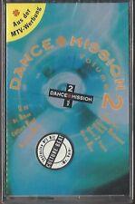 DANCE MISSION - VOLUME 2 * NEW MC - MUSIKKASSETTE 1993 * NEU
