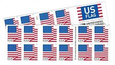 500 USPS US Flag Forever Stamps 25 books sheets  - book sheet stamp