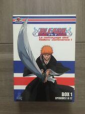 Coffret 3 DVD Bleach Box 1 Episodes 1 à 12