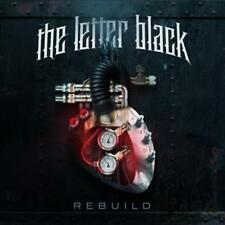 THE LETTER BLACK - REBUILD NEW CD