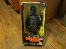 "2001 HASBRO--PLANET OF THE APES--12"" ATTAR FIGURE (NEW) SPECIAL COLLECTOR'S ED."