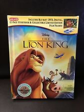 Disney's The Lion King Target Exclusive Blu Ray, DVD + Dig HD w/ Storybook