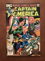 Captain America #283 (1983) 7.0 FN Marvel Bronze Age Comic Book Nick Fury App
