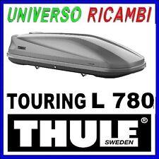 BOX TETTO PORTATUTTO AUTO THULE  Touring L 780 TITAN AEROSKIN 420 lt