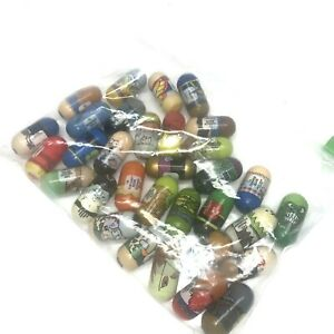 32 MIGHTY BEANZ ASSORTED LOT OF 32 MIGHTY BEANZ