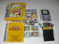 Jeu vidéo Nintendo Game Boy Color : Pokemon Pinball