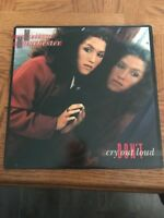 Melissa Manchester Don't Cry Out Loud Vinyl LP Record Album