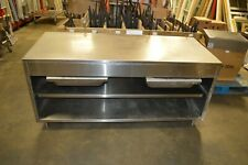 Stainless Steel Work Table With 2 Drawers