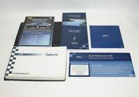 2004 Chevrolet Impala Factory Original Owners Manual Book Portfolio #4