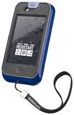 COQUE QUIKSILVER IPHONE 4 4S BLEU WATERPROOF ETANCHE RESISTANT SILICONE RIGIDE