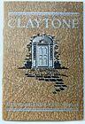 ARCHITECTURAL BRICK TRADE CATALOG c1920s L Stiles & Son Brick Co North Haven Ct