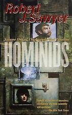 Neanderthal Parallax: Hominids 1 by Robert J. Sawyer (2003, Paperback, Reprint)