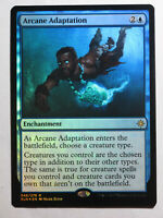 Arcane Adaptation Foil     Mtg Magic English NM