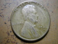 1926-S LINCOLN WHEAT CENT, nice condition, rare date, #120