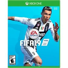 NEW! FIFA 19 (Microsoft XBOX ONE) Soccer - Factory Sealed! SHIPS 11/26