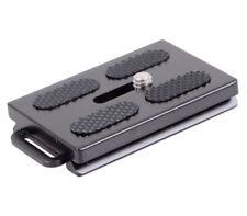 JUSINO Schnellkupplungsplatte Schnellwechselplatte für AK-42Q Stativkopf