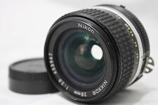 Nikon Nikkor 28mm 1:2.8 Ai-S Lens **As Is** #X003