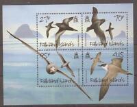 FALKLAND ISLANDS SGMS1173 2010 PETRELS & SHEARWATERS MNH