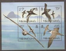 FALKLAND ISLANDS SGMS1173 2010 PETRELS & SHEARWATERS MNH