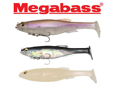"Megabass MagDraft 6"" Swimbait **CHOOSE COLOR**"