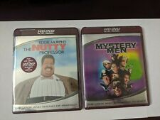 Lot of 2 Silly Hd Dvd Movies New Sealed The Nutty Professor & Mystery Men