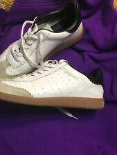 Isabel Marant BRYCY Sneakers Shoes White Tennis Shoes BRYCE Size 42 US 10 Men's