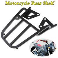 Universal Motorcycle Tail Fin Luggage Rack Seat Extension Tool Box Bag Bracket