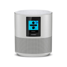 Bose Home Speaker 500 with Alexa Built In Luxe Silver Wall-to-wall Stereo Sound