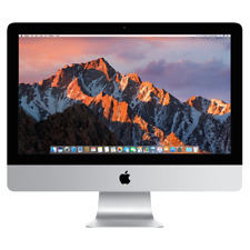 Apple iMac 21.5-Inch Intel Core i5 2.70GHz 8GB RAM 1TB HDD Late 2012 A Grade