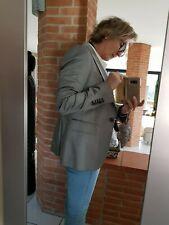 Très beau blazer NEUF ZARA gris avec surpiqûres T.44