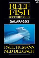 Reef Fish Identification Guide 2nd Editon - Galapagos Islands