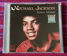Michael Jackson ~ Forever, Michael ( Malaysia Press ) Cd