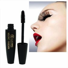 4D Silk Fiber Cream Eyelash Extension Makeup Black Waterproof Eye Lashes Mascar