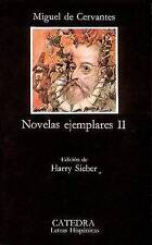 Novelas Ejemplares 2: Novelas Ejemplares 2 (Inc. El Coloquio De Los Perros) (Let