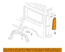Hummer GM OEM 03-09 H2 Exterior-Applique Left 15206328
