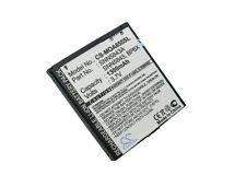 3.7V battery for MOTOROLA BP6X, Titanium A955, I1, Droid, SNN5843A, SNN5843 NEW
