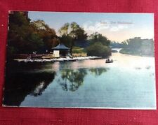 Riga. Der Stadtkanal postcard New A must have