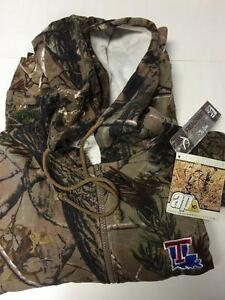 Louisiana Tech Realtree Camo Full Zip Hooded Sweatshirt