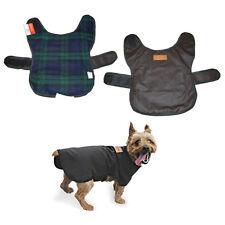 Didgeridoona's Dog Coat Jacket Waterproof Drizabone Style Wool Back Sizes M-xl M 835588001028