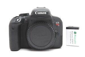 Excellent Canon EOS Rebel T7i DSLR Camera Body #33400