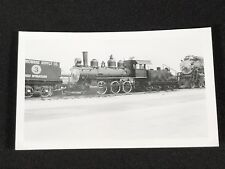 Antique Fruit Growers Supply Co Railroad Engine Locomotive No. 2 Photo