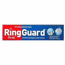 2 X Ring Guard Anti-Fungal Cream 20g Fast Relief Action FREE SHIPPING