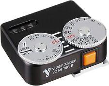 Voigtlander VC Meter II Black Light meter from Japan