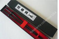 Japanese Samurai Ninja Sword Plastic Chopsticks W/Box
