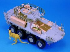 Legend 1/35 Australian ASLAV-25 Update Set with Kangaroo (for Trumpeter) LF1200