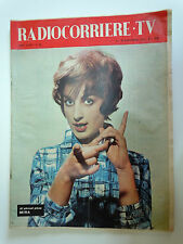 Radiocorriere.Tv n° 46 novembre 1959 con Mina
