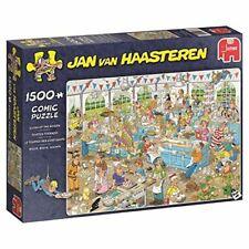 Jumbo Jan van Haasteren - Clash of the Bakers 1500 Piece Jigsaw Puzzle