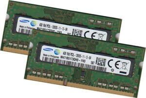 Samsung 8Gb 2x 4Gb Ram 1600 Mhz f. Apple Id ME089LL/A, MF883LL/A, MF886LL/A