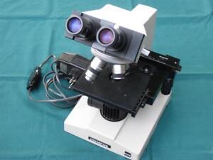 Olympus CH CWHK10x/18L A4,A10,A40,A100 Binokular Mikroskop Microscope (Top Zust)